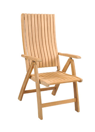 Five Posittion Chair