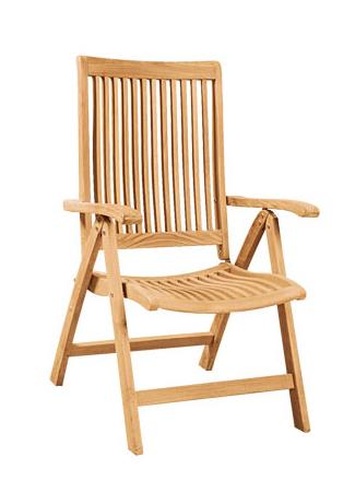 Five Posittion Armchair