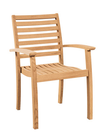 Stacking Armchair