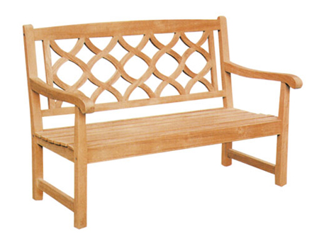 Chichester Two Seater Bench