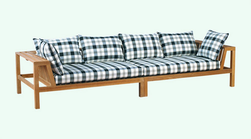 Sofa Bench (Left)
