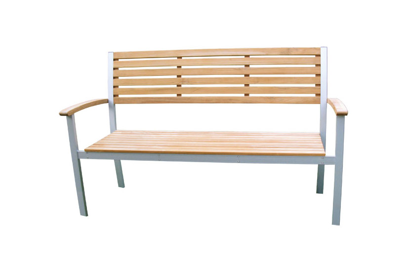 Bench With Alu Legs