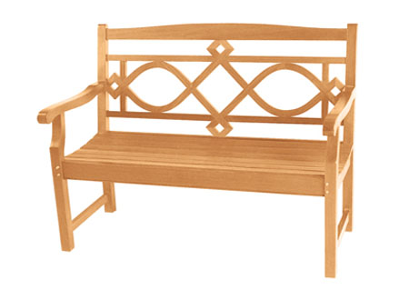 Chelsea Two Seater Bench