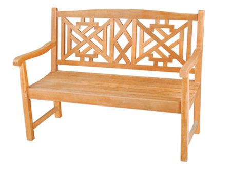 Virginia Two Seater Bench