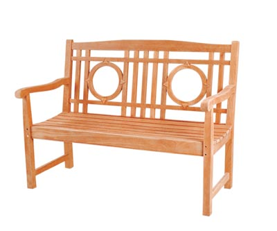 Phila Two Seater Bench