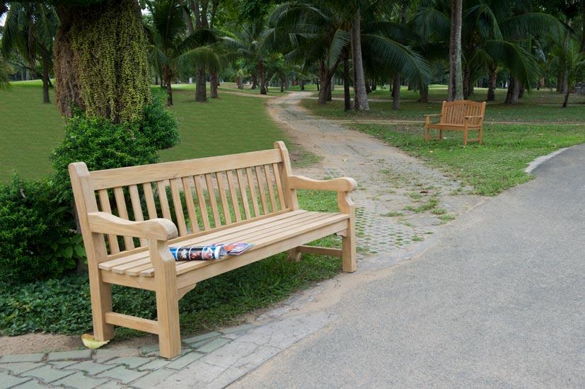 Exbury Bench