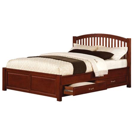 Bedroom Set (Bed & Cabinet)