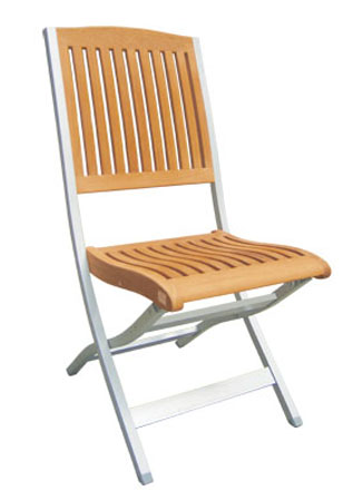 Folding Chair With Alu Frame