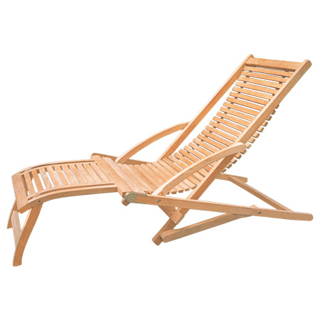 Relax Chair (With Footrest)