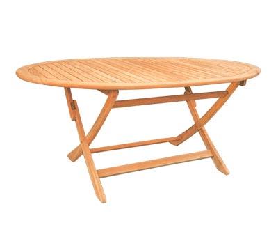 Elipse Folding Table