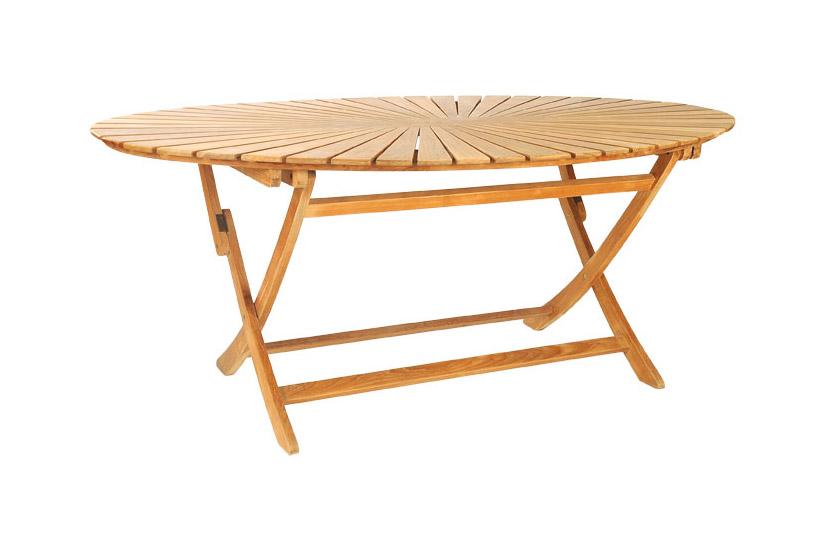 Sunflower Elipse Table