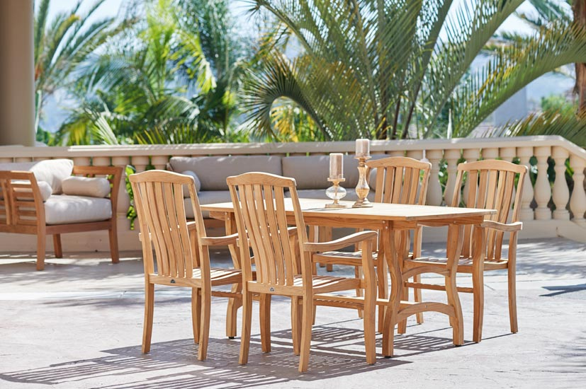 Pacifica Dining Set