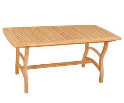 H Rectangular Table