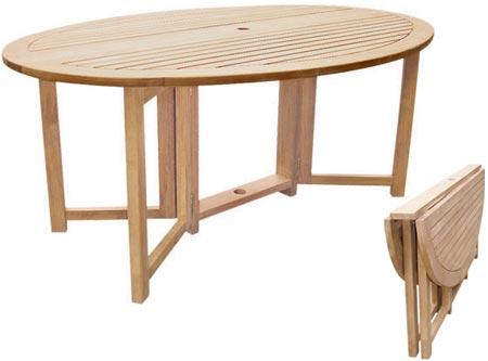 Elipse Gate Leg Table