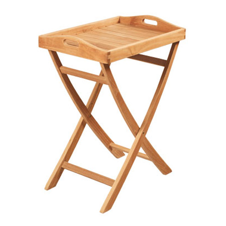 Tray With Legs