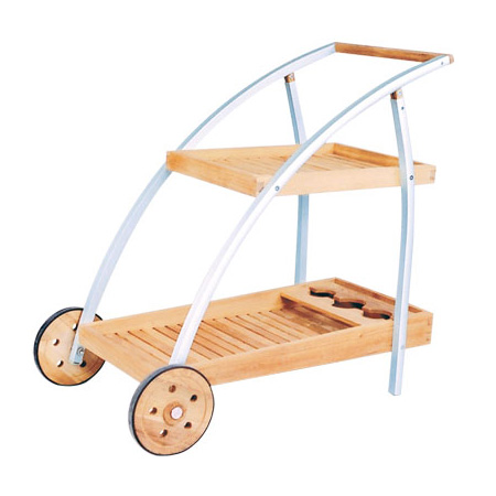 Alu Tea Trolley